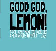 """Jack's way of saying """"OMG, LIZ"""" by fenaa"""