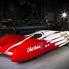 Jocko Streamlined Dragster by HoskingInd