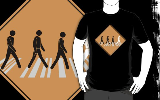 Abbey Road Crosswalk by cpotter