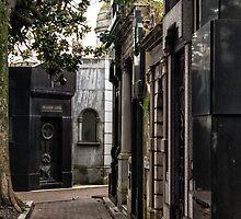 La Recoleta Cemetery by photograham