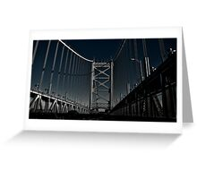To New Jersey Greeting Card