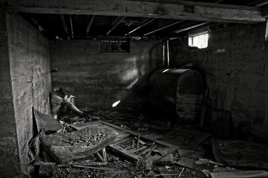 Sorrow by Jeffrey  Sinnock