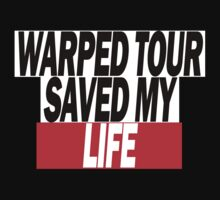 Warped Tour Saved My Life by ohnosidney