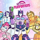 My Little Pwnformers Group by DynamiteCandy