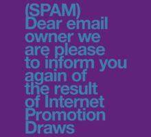 (Spam) Internet promotion draws! (Cyan type) by poprock