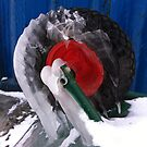 Frozen Wheel by Madeleine Forsberg