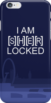 I am SHERlocked by wolvenhalo