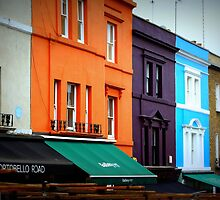 115 Portobello Road - London by Ed Sweetman