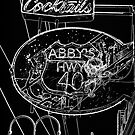 Abby's Hwy 40 Neon by homendn