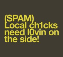 (Spam) Local chicks! (Yellow type) by poprock