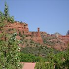 Red Rocks by Valerie Howell