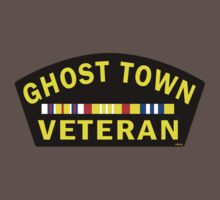 'Ghost Town Veteran' Kids Clothes