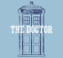 The Doctor Kids Clothes
