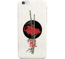 Rat (chinese zodiac) iPhone Case/Skin