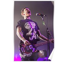 Ahren Stringer of Amity Affliction Poster