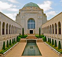 Australian War Memorial by Matt Hill