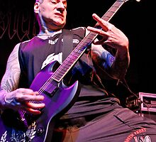 Vinnie Stigma of Agnostic Front by HoskingInd