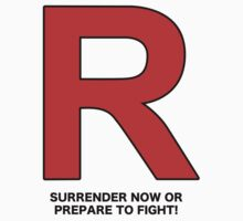 Team Rocket (Surrender Now or Prepare to Fight!) by Studio Momo ╰༼ ಠ益ಠ ༽