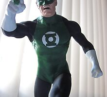The Green Lantern by Guy Ricketts