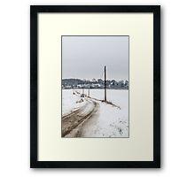 Rayners Hill Framed Print