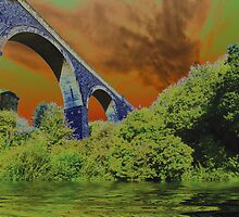 Brunel Bridge_Penryn by wingtip