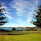 Beautiful Tasmania - north west coastal lookout by georgieboy98