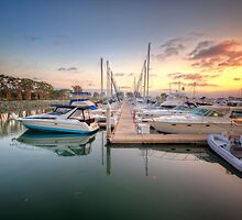 Embarcadero Marina 3.0 by Yhun Suarez