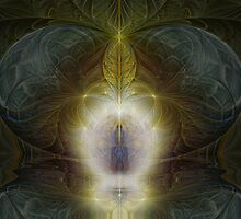 Bending Reality by Craig Hitchens - Spiritual Digital Art