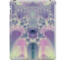 Purple Spring iPad Case/Skin