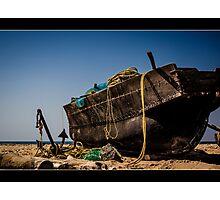 Anchored Photographic Print