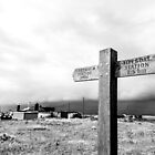 The sign to Nowhere by eyeone