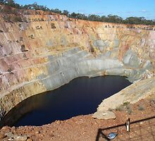Proprietary Pit, Peak Hill, Central NSW by DashTravels