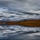 Cranstackie Reflections by derekbeattie