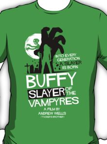 Slayer of the Vampyres T-Shirt