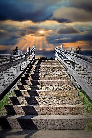 Stairway To Paradise by djphoto