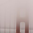 Foggy Golden Gate Bridge by ivypix