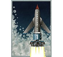 Thunderbird 1 Photographic Print