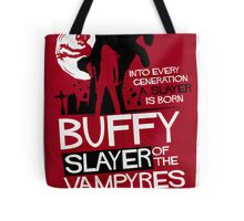Slayer of the Vampyres Tote Bag