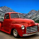 1948 GMC Pickup Truck Hot Rod by TeeMack