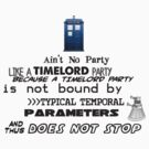 Time Lord Party by Darlene2012