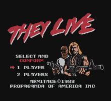 They Live We Game by Baznet