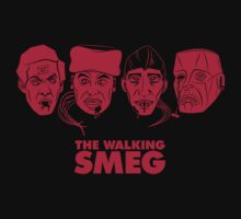 The Walking Smeg by synaptyx