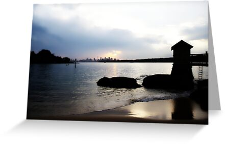 Sydney Sunset by Rookwood Studio ©