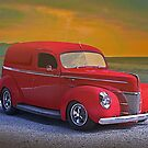 1940 Ford Panel Truck by DaveKoontz
