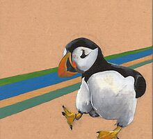 Puffin by NancyBenton