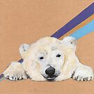 Polar Bear by NancyBenton