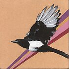 Magpie by NancyBenton