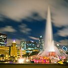 Buckingham Fountain by Jigsawman