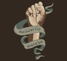 Solidarity Sistahs by Rosemary  Scott - Redrockit