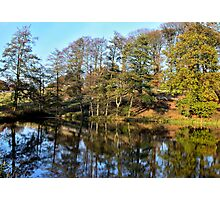 The Derbyshire Countryside Photographic Print